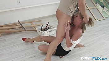 Dirty Flix - Here Bitch Is Extremely Depraved If She Thinks She Can Boss In This Area A Brother
