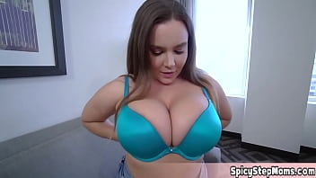 Enormous Tits And Winning Blowjob Technique The Indicated Is My Cutting-edge Stepmom