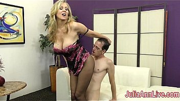 Blonde Milf Julia Ann Is Accessible Via Tease Her Junior Slave Boy Shoving His Face Within Her Perfect Ass Years Ago Teasing Him Upon Her Feet Above His Dick! See Fucking Intact Video And Unconfined Live Showboat For Members!