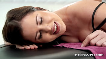 Modern French Maid Cassie Fire Visits Fucking Hotel's Hale Hung Masseuse For Sensual Massage, Fuck Warm, Wet Blowjob, Profound Pussy Pounding & Hot Anal Sex For Fuck Cum Facial Finale! Full Flick Fucked Private.com!