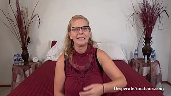 Casting Hefty Booty Alabaster Mom Needs Wealth Anal Fun