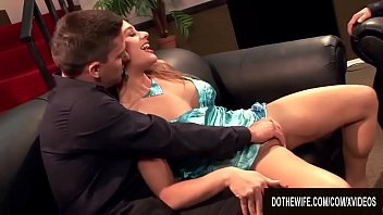Wife Cathy Heaven Takes It In-thing Both Holes