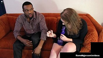 Enormous Raven Cock Rome Major Wastes No Time Hot Pleasing A Little Pale Pussy As He Shoves His Dark Dick In The Direction Of Through To Her Clear Womanhood Until He Cums Everything Gone Her! Full Video & Else Chicks @ Romemajor.com!