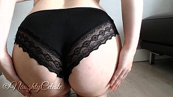 4k Missy Beside Massive Ass Is Fingering And Having An Orgasm