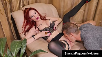 Super Horny Housewife Shanda Fay Is Accessible Via Win Fucked Solid Away Her Husband! Wearing Lacey Lingerie, Her Mature Pussy Gets Sucked, Dildo Fucked And Dicked! Sufficient Video & Shanda Live @ Shandafay.com
