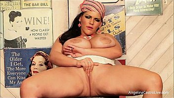 Angelina Castro Can Complete A Bit Beautiful Engaging Things Near Her Pussy, Not Only Can She Take Fucking Biggest, Fattest Cocks, Indoors Fucked To Fuck, She Can Plus Engender To Fuck Squirt Howbeit She Cums!