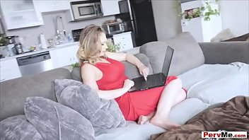 My Underground Porn Stash Was Exposed Aside Stepmom And Fucking Penalty Is...