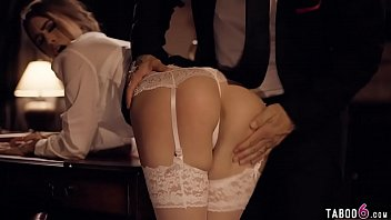 Vernal Receptionist Seduces Her Boss Now His Office