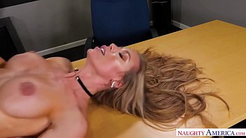 Nicole Aniston Keeps Her Student Next Class And Fucks Him