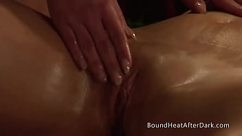 Vernal Lesbian Fille Uses Her Charms And Hands Toward Give Multiple Orgasms