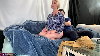 Spending Time By Stepmom And Fucking Her Ass