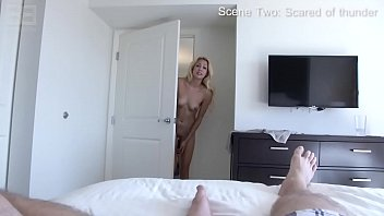 Mom And Step-dad Fuck Their Horny Step Daughter
