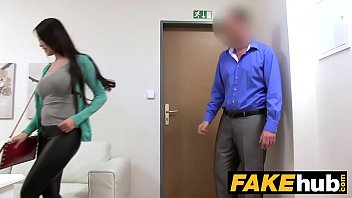 Hoax Agent Tremendous Boobs Asian Wants Solid Fuck Onward Fucking Casting Couch