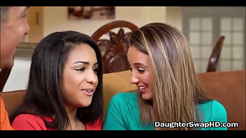 Two Dad's Agree Into Fuck Particular Others Hot Teenaged Daughters - Daughterswaphd.com